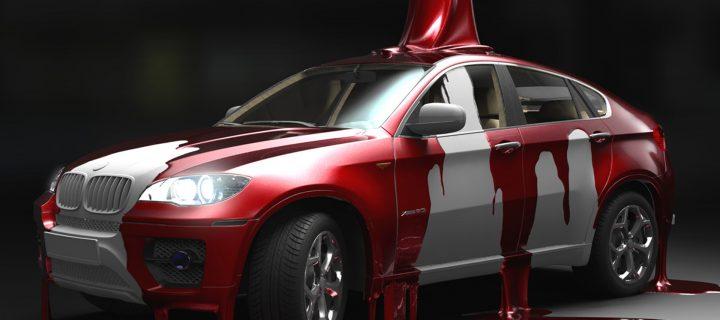 картинки авто покраска