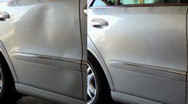 Mercedes (задняя дверь)