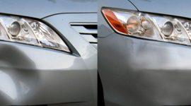 Toyota (передний бампер)